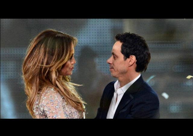 Jennifer López y Marc Anthony 'vuelven a estar juntos' sin rencores