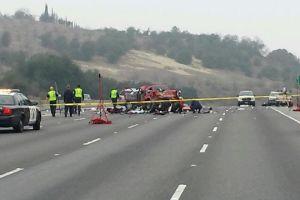 Accidente deja seis muertos