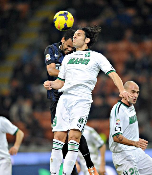 El  Inter sí suma de a tres