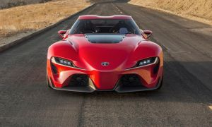 ¿Toyota está a punto de lanzar un súper auto? (video)