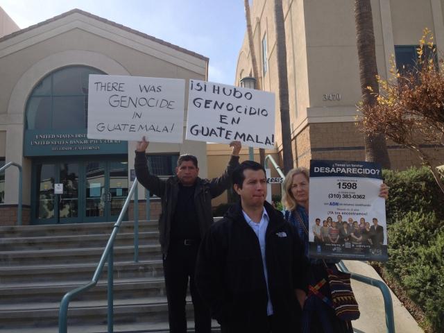 Sentencian a ex soldado guatemalteco