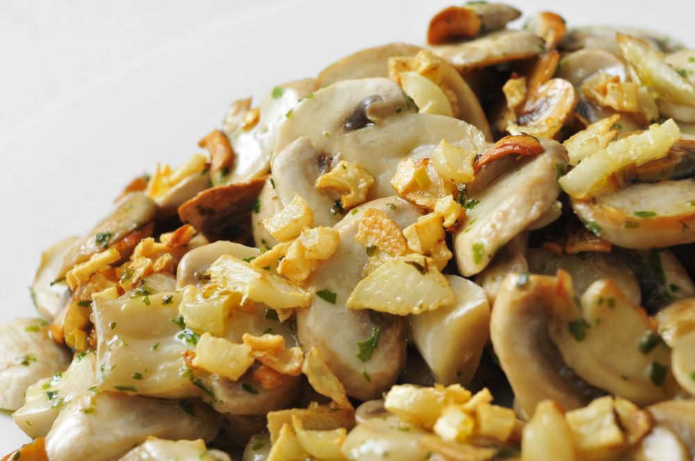 Cocina un delicioso platillo con hongos