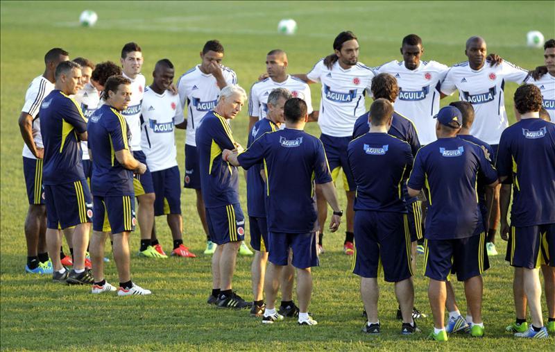 Colombia jugará un partido amistoso con Túnez en Barcelona