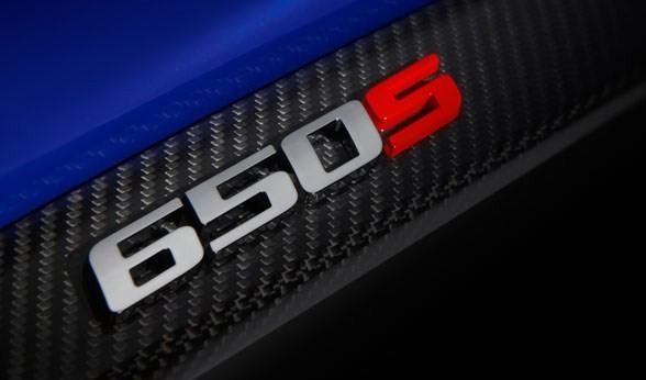 650 S, un nuevo McLaren se aproxima