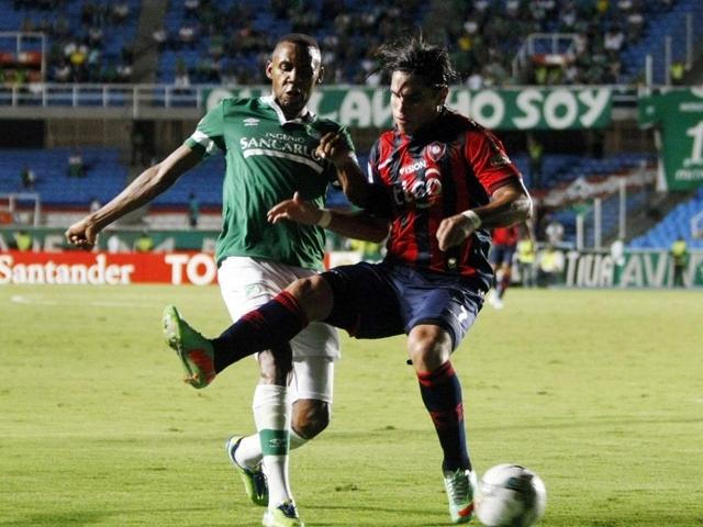 Deportivo logra gran triunfo frente a Cerro Porteño en Libertadores