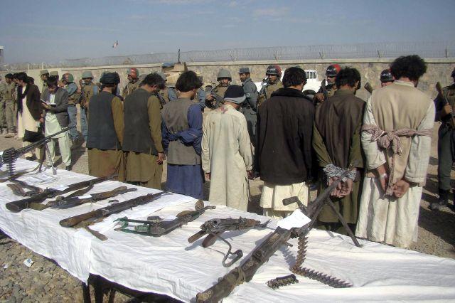 EEUU en alerta por liberación de 65 presos en Afganistán