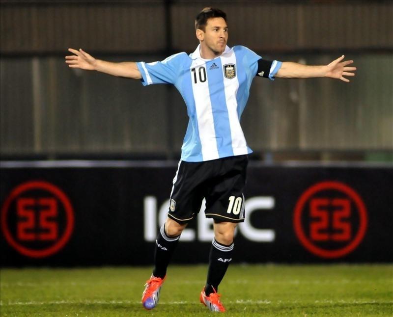 """A Messi aún le falta """"un poquito"""" para recuperarse al cien por ciento"""