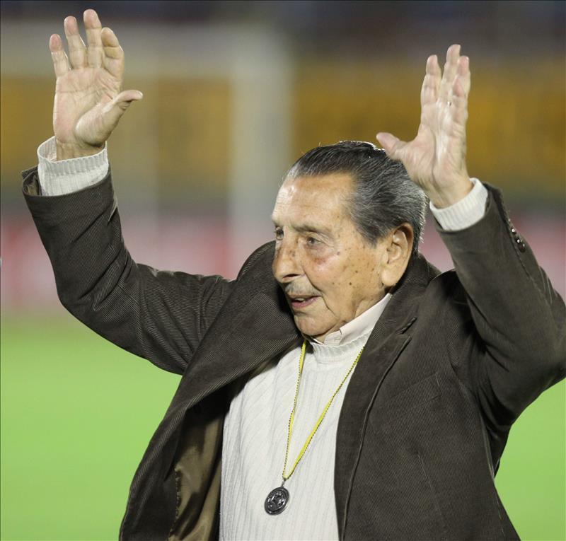 Sud América, equipo donde se inició Alcides Ghiggia, cumple cien años