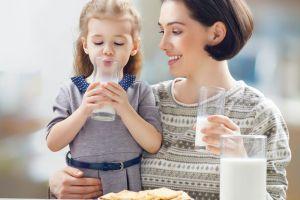 La leche, un alimento necesario en la dieta diaria
