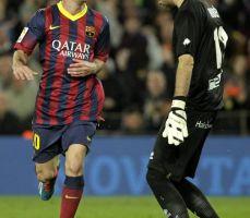 Messi dirige una...Sinfonía blaugrana