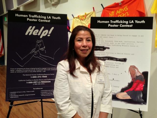 Van con todo contra el tráfico humano en Los Ángeles