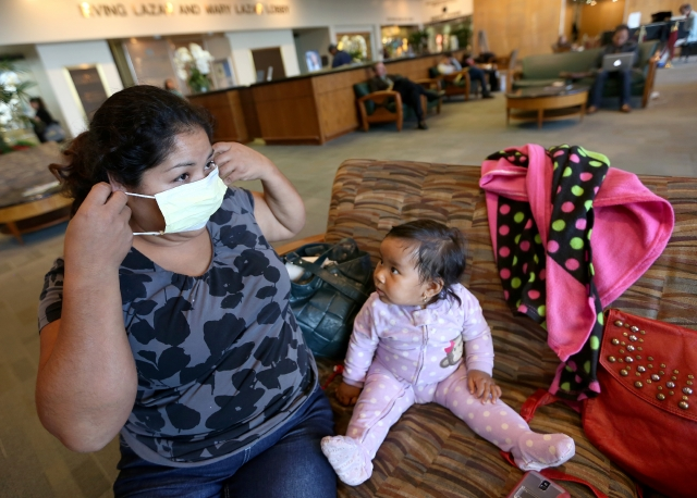 Influenza golpea a Los Ángeles