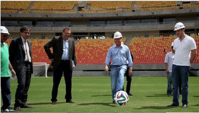 FIFA recibe una…