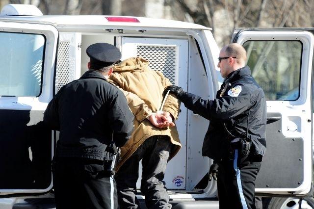 Arrestan 30 activistas pro reforma frente a la Casa Blanca