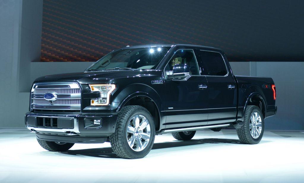 Ford capacita a su personal para la nueva F-150 de aluminio (video)