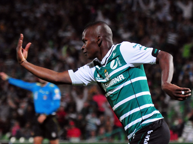 Santos Laguna vence a Peñarol en la Copa Libertadores (VIDEO)