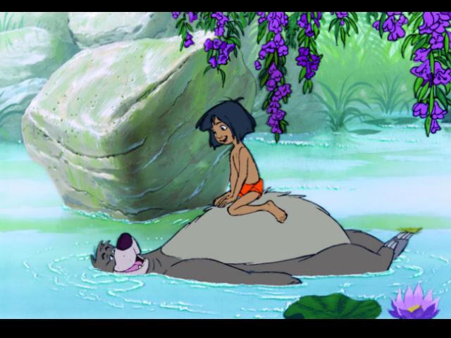 'The Jungle Book' luce como nuevo 47 años después