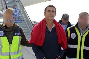 Llegan a España miembros de ETA