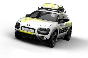El Cactus Concept de Citroën con aires de off-road