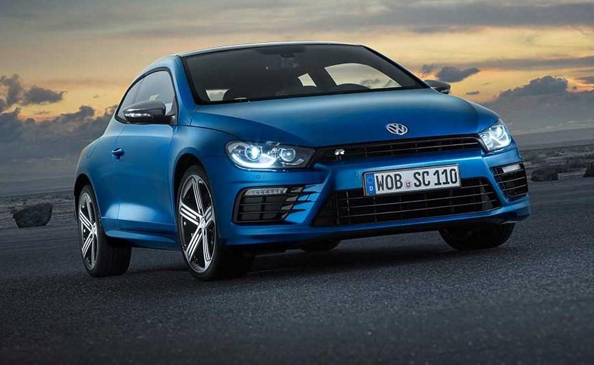 Cambios para el Volkswagen Scirocco