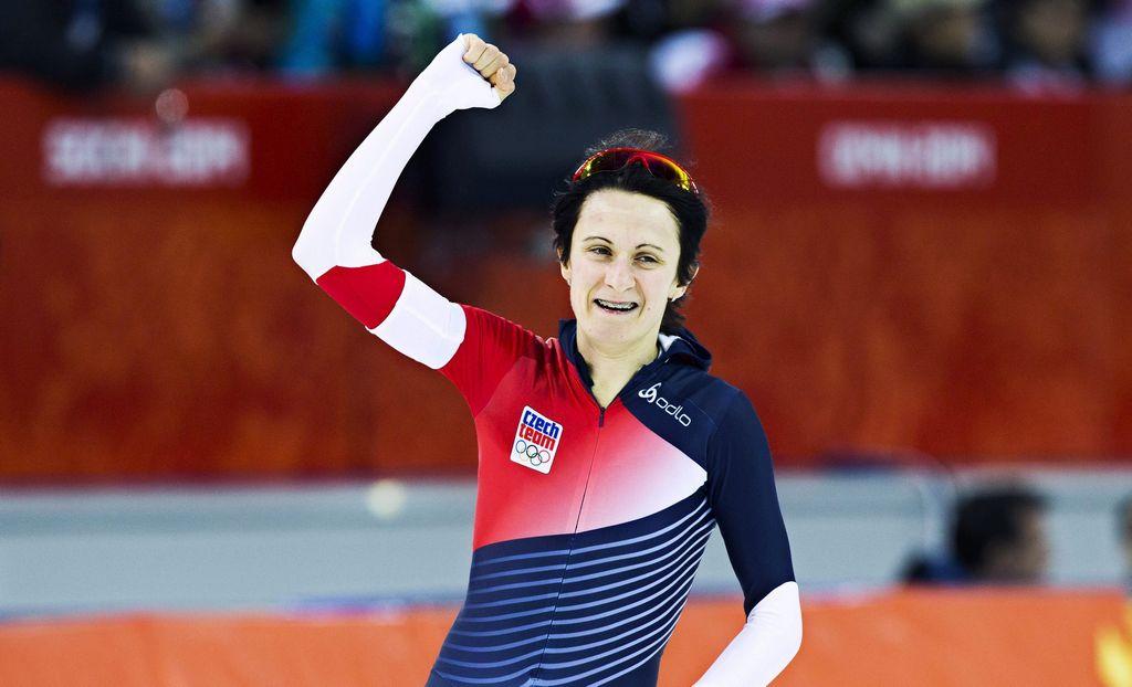 Velocista Sablikova revalida el oro de Vancouver en el 5,000 de Sochi
