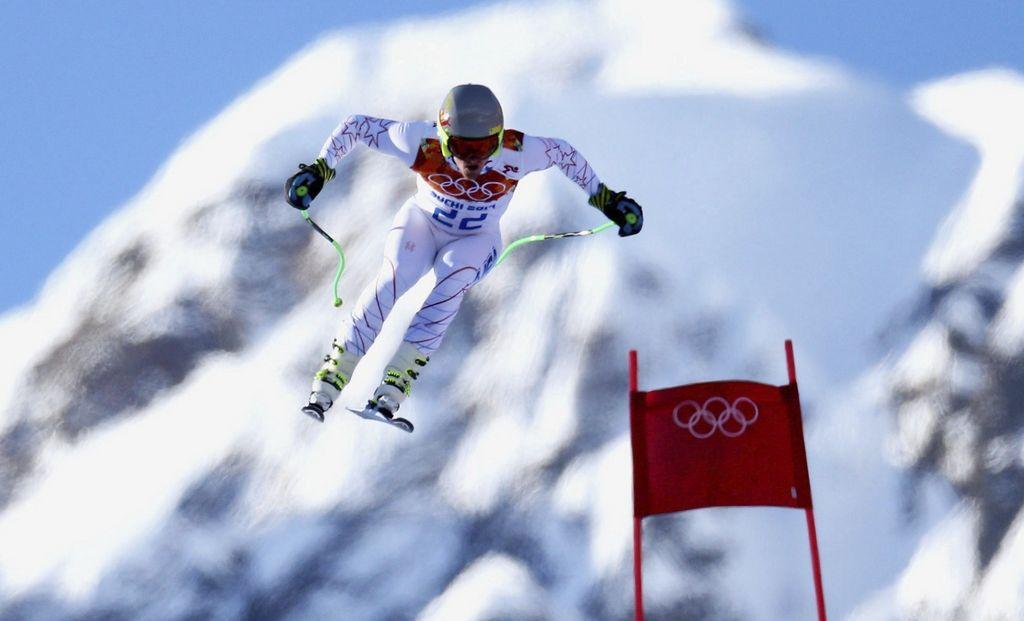 Ted Ligety, se impone en el gigante del esquí alpino