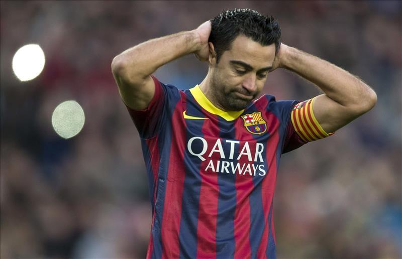 Xavi espera que imputación al Barça no afecte a Neymar