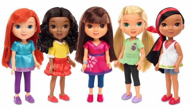 Mattel apuesta por el mercado latino