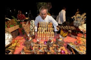 Organizadores preparan espectacular cena para después del Oscar