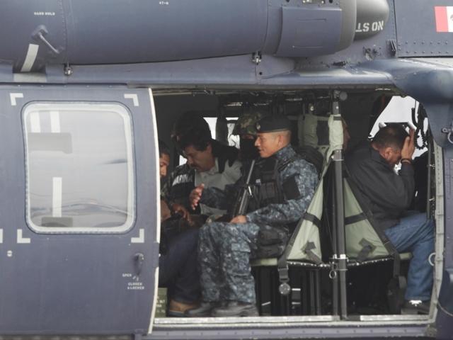 """Ni un solo disparo para capturar al """"El Chapo"""" Guzmán"""