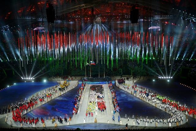 Rusia conquista  título de Juegos de Invierno
