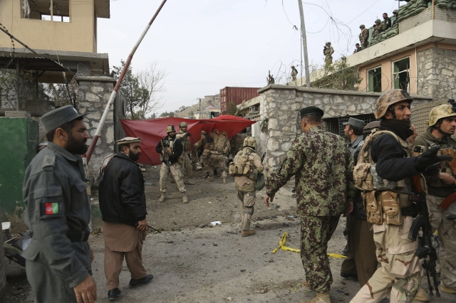 Dan golpe a los talibanes