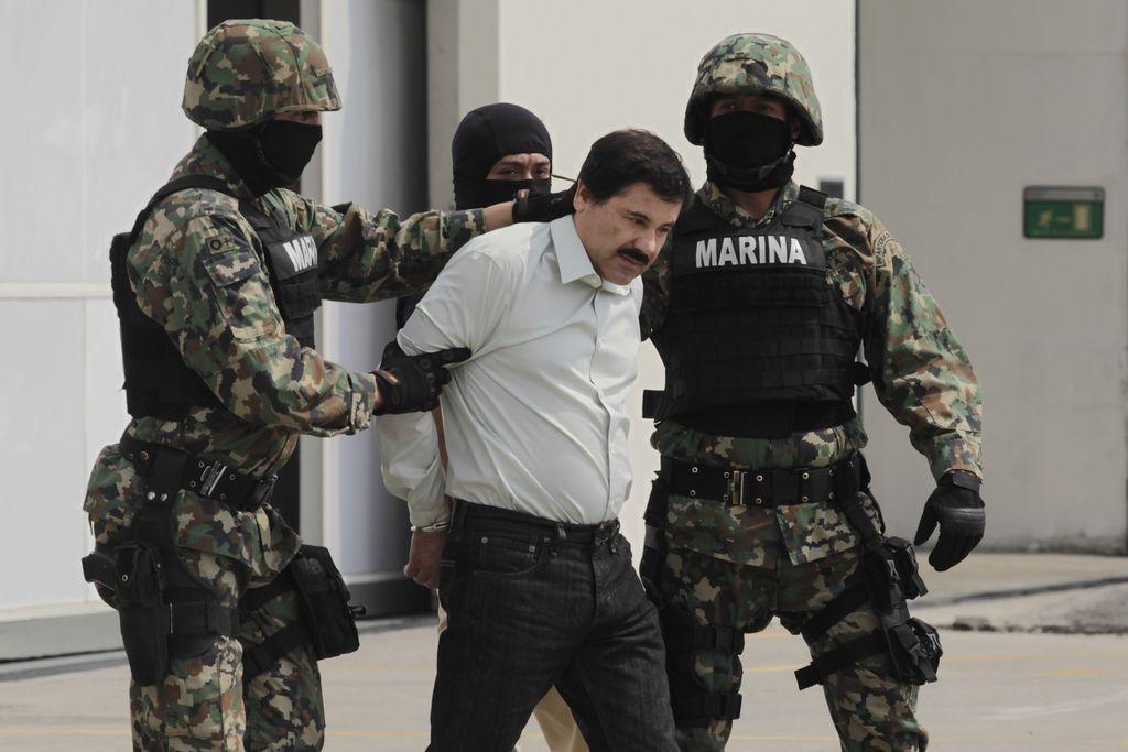 """Tras captura de """"El Chapo"""", el reto es desmantelar su cartel"""