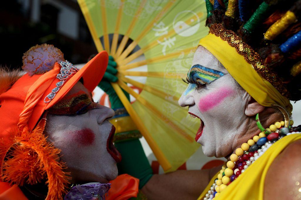 Brasil regalará 104 millones de preservativos en carnaval