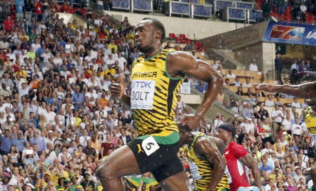 Bolt enfrentará a Nadal y Cristiano por el Premio Laureus