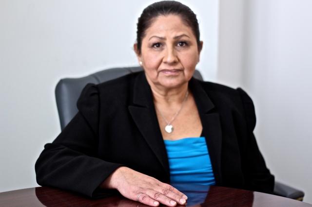 Dolores Canales, cofundadora del grupo Familias de California contra el Confinamiento en Solitario.