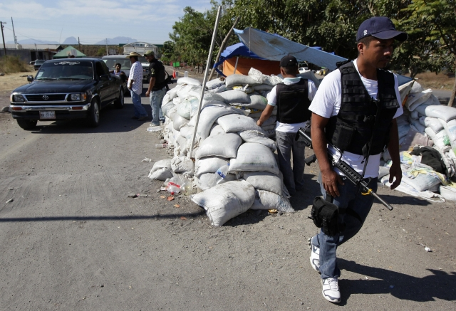 Arrestadas 675 personas en Michoacán