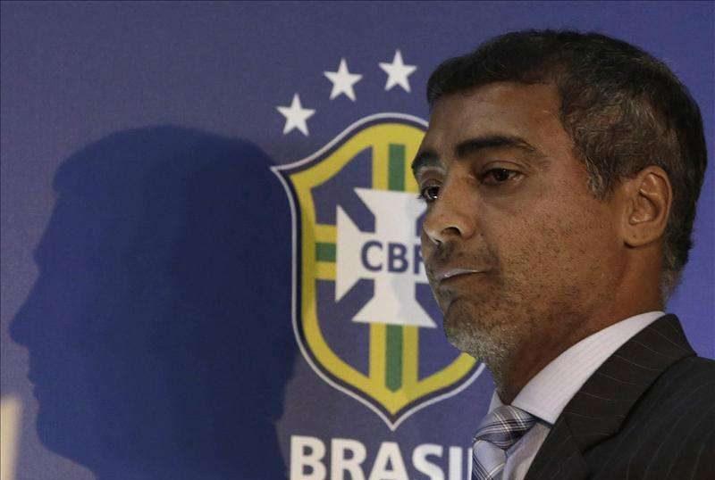 No vas a creer cómo se ve Romário tras una cirugía bariátrica