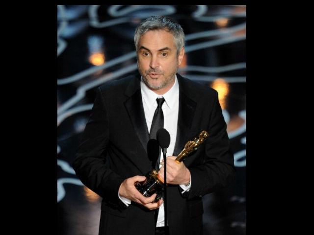 Alfonso Cuarón hace historia con Oscar por 'Gravity'