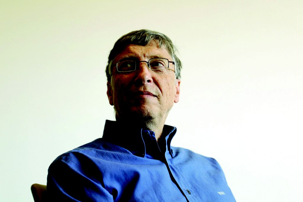 Bill Gates desbanca a Slim como el hombre más rico