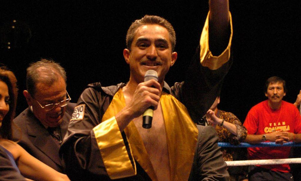 'Veneno' Rubio dice que todo le favorece para ganarle a Spada