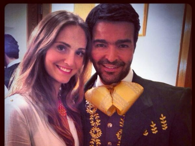 Pablo Montero confirma el nombre de su segundo hija