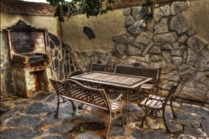Patio design considerations for small spaces