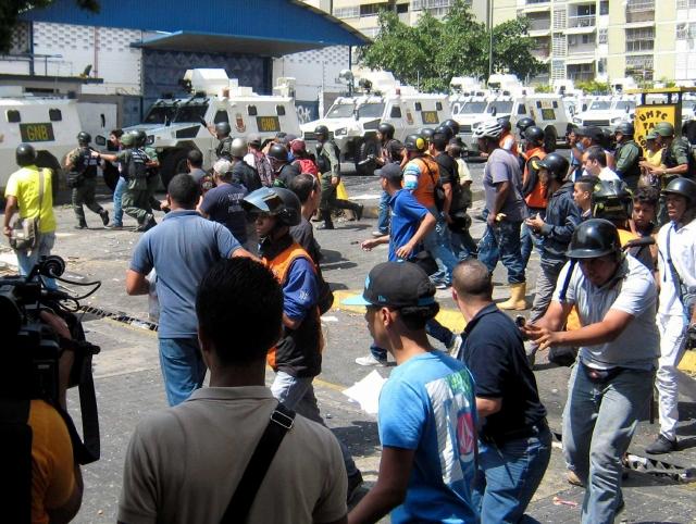 Otros dos muertos más en Venezuela