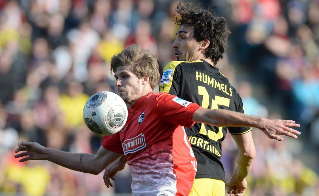 Borussia Dortmund aumenta ventaja en el subliderato en Alemania