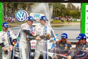 Sébastien Ogier gana el Rally de Guanajuato