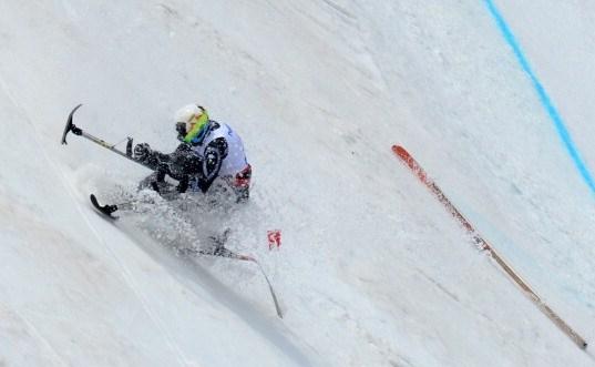 Mexicano Arly cumple hasta ahora en Paralímpicos de Sochi