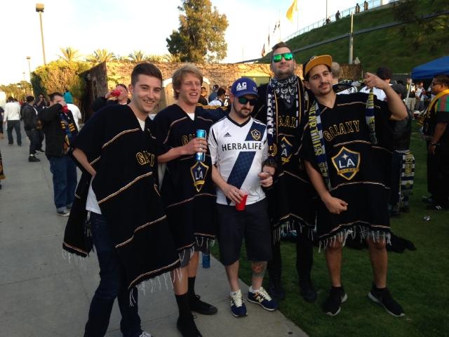 Arranca  la MLS con gran fiesta