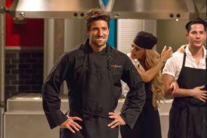 """David Chocarro es el gran ganador de """"Top Chef Estrellas"""""""