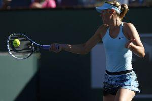 Nadal y Sharapova eliminados del Indian Wells